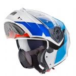 Caberg Duke 2 Impact White Blue Red